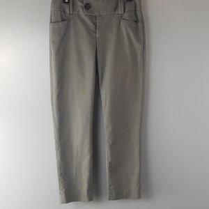 BANANA REPUBLIC Stretch Crop Pants Size 4
